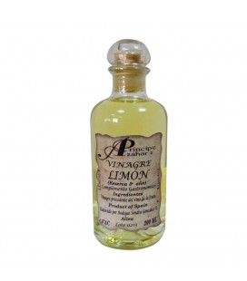 VINAGRE NATURAL DE LIMON
