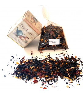 TÉ ROJO TROPICAL