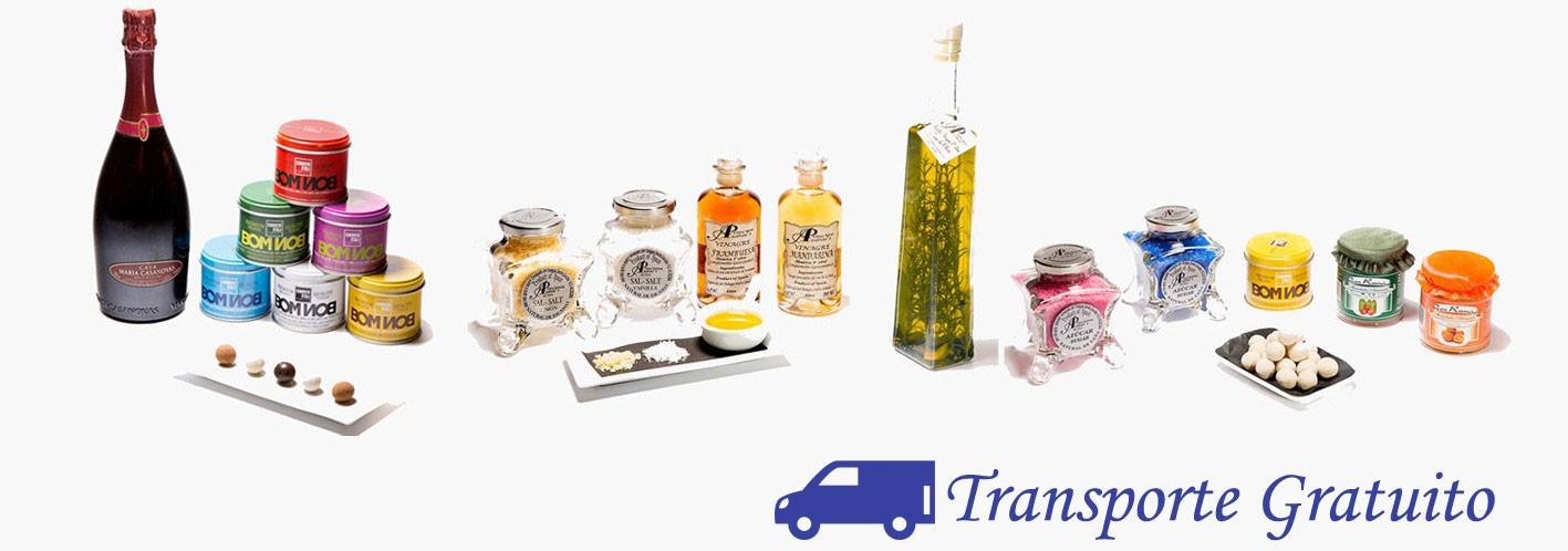 Transportes gratis